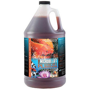 Microbe Lift Pond - PL Natural, Safe & Beneficial Bacteria (1 Gal)