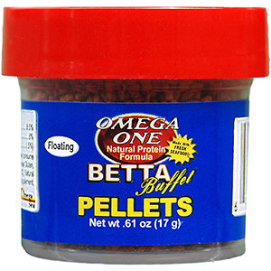 Omega One Betta Buffet Pellets (0.61 oz)