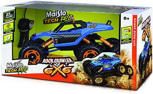 Maisto Radio Controlled Rock Crawler 6 X 6 Vehicle