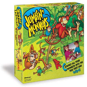 Jumpin' Monkeys – Pressman Toys