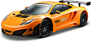 Maisto Scale McLaren MP4-12C GT3 Radio Control Vehicle