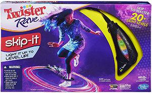 Twister Rave Skip-It - Hasbro Gaming