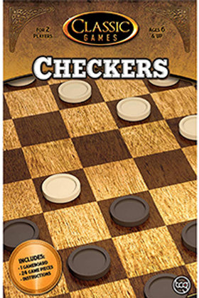 Checkers – Classic Games