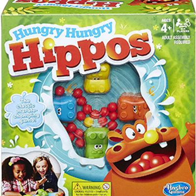 Hungry Hungry Hippos - Hasbro Gaming