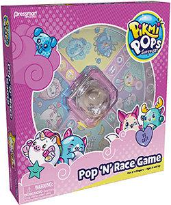 Pikmi Pops Pop 'N' Race Game – Pressman Toys