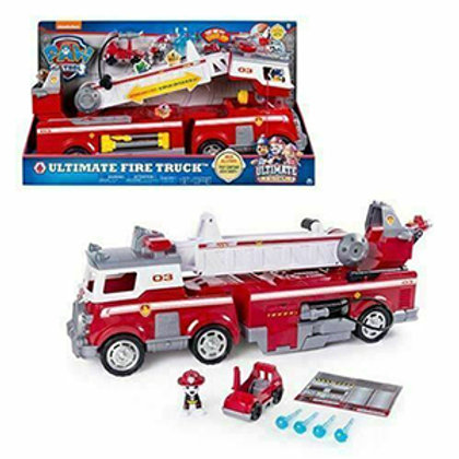 PAW PATROL ULTIMATE RESCUE – ULTIMATE FIRE TRUCK