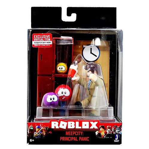 Roblox Meepcity Principal Panic