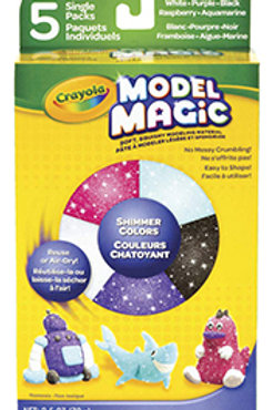 Crayola Model Magic Variety Pack – Shimmer Colours