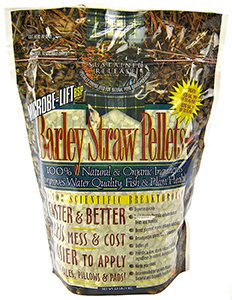 Microbe Lift Barley Straw Pellets +