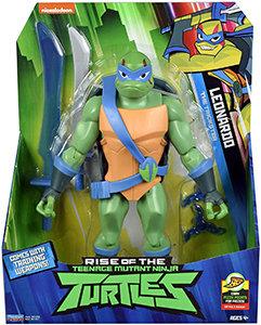 Rise of the Teenage Mutant Ninja Turtles (Leonardo)