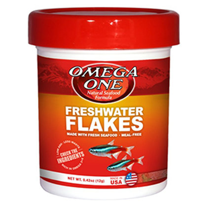 Omega One Freshwater Flakes (0.42 oz)