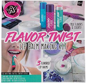 Flavor Twist Lip Balm Making Kit – 3 Flavours