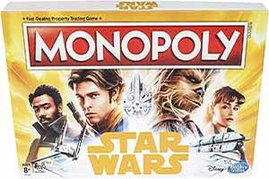 Monopoly Star Wars Edition - Hasbro