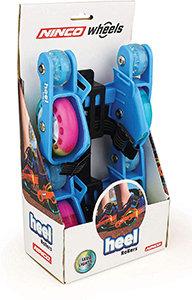 Ninco Wheels - Heel Rollers (Blue)