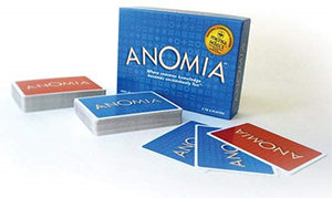 Anomia Card Game