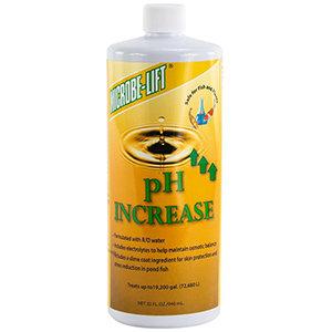 Microbe-lift pH increase (32 oz)