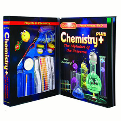 ScienceWiz Chemistry Plus + (The Alphabet of the Universe)