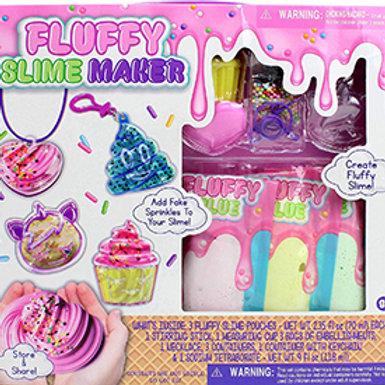 Fluffy Slime Maker