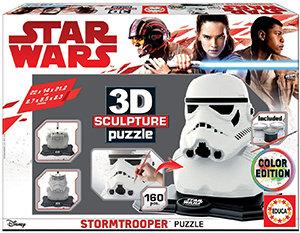 Star Wars – 3D Sculpture Puzzle Stormtrooper