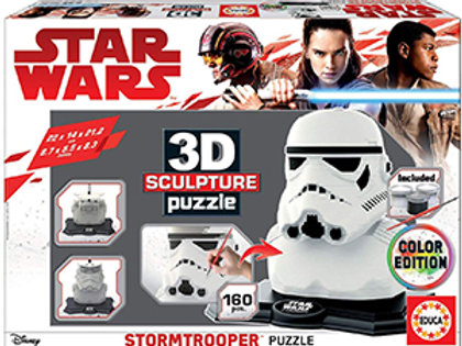 Star Wars – 3D Sculpture Puzzle Stormtrooper