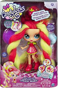 Candylocks Sugar Style Doll - Straw Mary