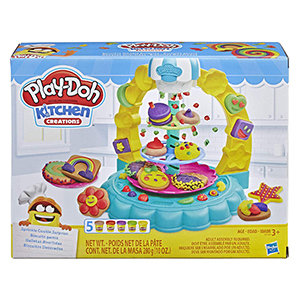 Play-Doh Kitchen Creations Sprinkle Cookie Surprise
