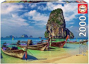 Educa 2000 Piece Puzzle - Krabi, Thailand