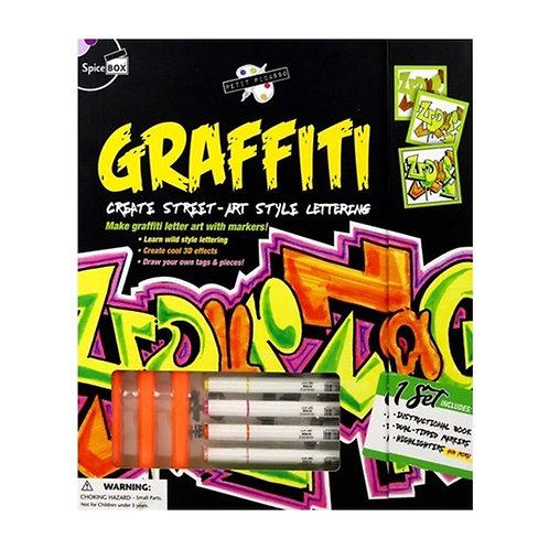 Spice Box Graffiti