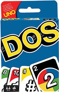 DOS Card Game