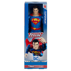 Justice League Superman Figure