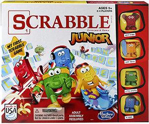 Scrabble Junior Game - Hasbro