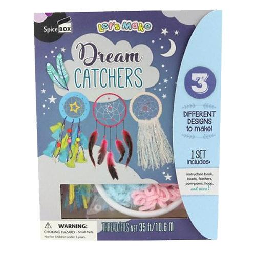 Spice Box Let's Make Dream Catchers