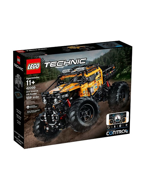 Lego Technic 4x4 Xtreme Off Roader Building Kit
