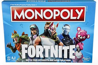 Monopoly Fortnite - Hasbro