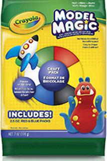 Crayola Model Magic Craft Pack, Modeling Clay Alternative