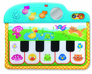 WinFun Sounds 'N Tunes Crib Piano