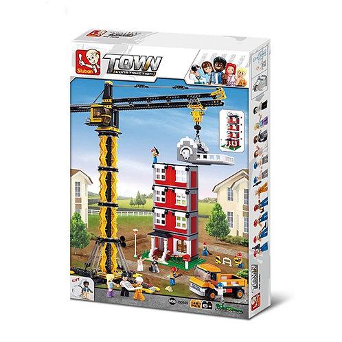 Sluban Tower Crane