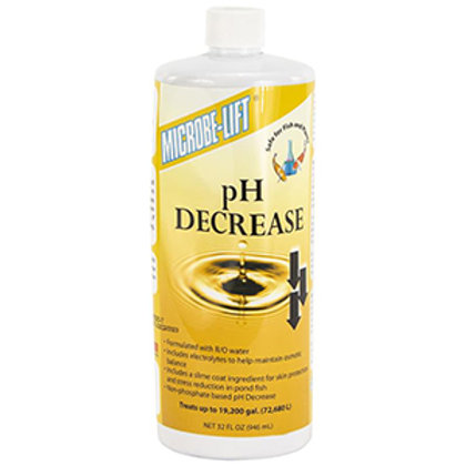 Microbe Lift pH Decrease (32 oz)