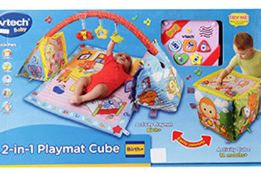 VTech Baby 2-in-1 Playmat Cube