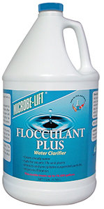 Microbe-Lift Flocculant Plus Water Clarifier (1 Gal)