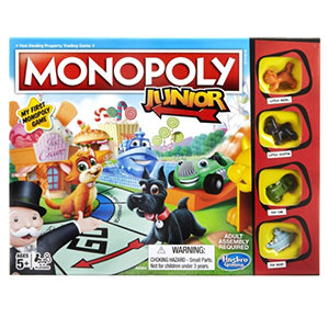 Monopoly Junior (My First Monopoly Game) - Hasbro