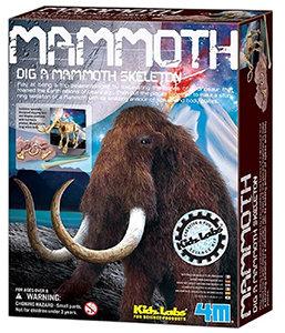 Kidz Labs Dig a Mammoth Skeleton