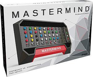 Mastermind Remastered (The Strategy Game of Codemaker vs. Codebreaker) – Pressma