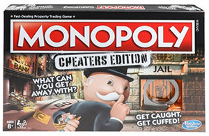 Monopoly Cheaters Edition – Hasbro