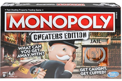 Monopoly Cheaters Edition – Hasbro