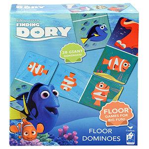 Disney Pixar Finding Dory - Giant Floor Dominoes