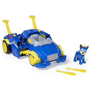 Paw Patrol – Chase's Powered Up Cruiser