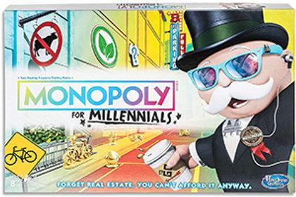 Monopoly for Millennials - Hasbro