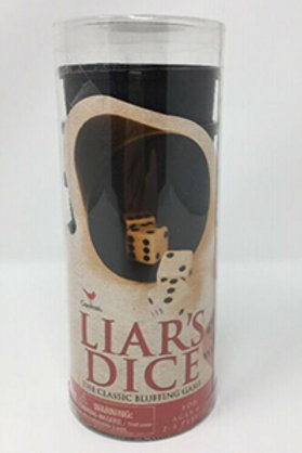 Liar's Dice- The Classic Bluffing Game