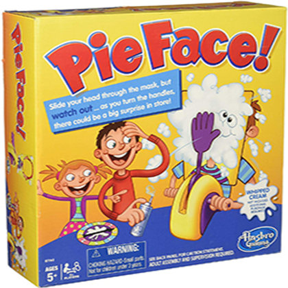 Pie Face! - Hasbro